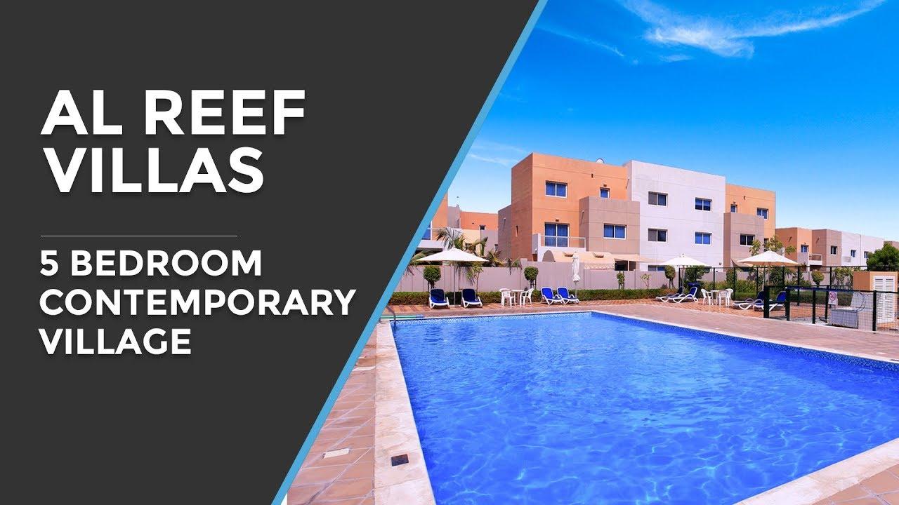 Warsan Village Villas For Rent