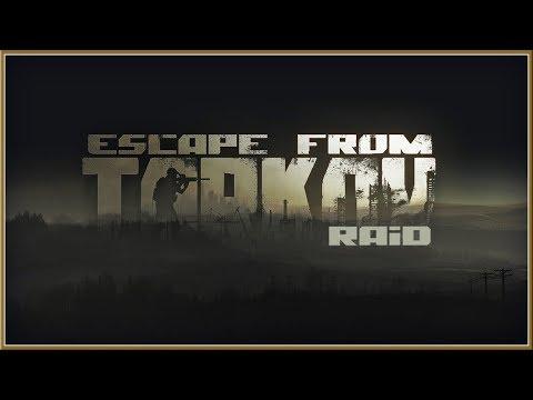 ESCAPE FROM TARKOV - LIVE Action Short Film RAID Episode 1 ENGLISH Sub (2019) HD