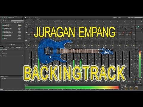 Juragan Empang (GUITAR BACKINGTRACK) Metal & Reggae Version Mp3
