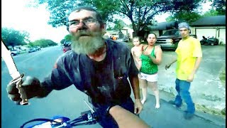 stupid crazy angry people vs bikers   motorcycle road rage compilation 2