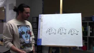 How to draw an elephant for kids with Ramon Carrasco