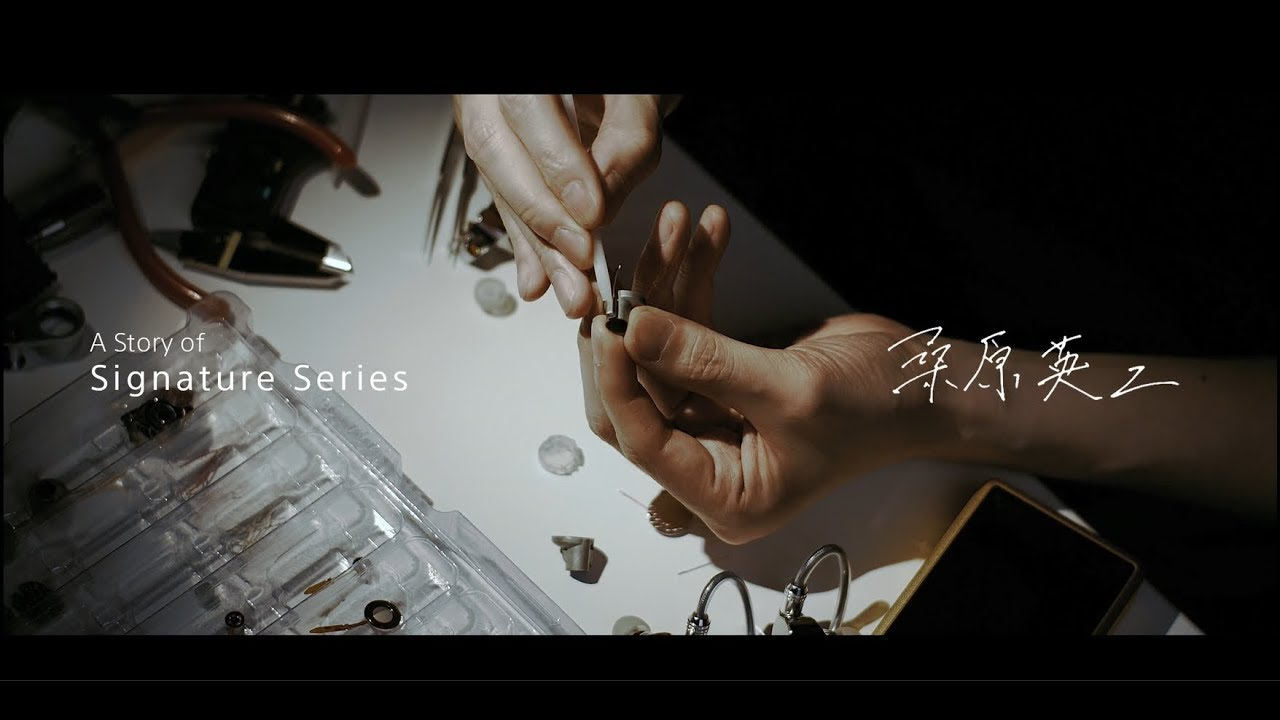 7b99d8ab7e9 Sony Signature Series IER-Z1R In-Ear Headphones - YouTube