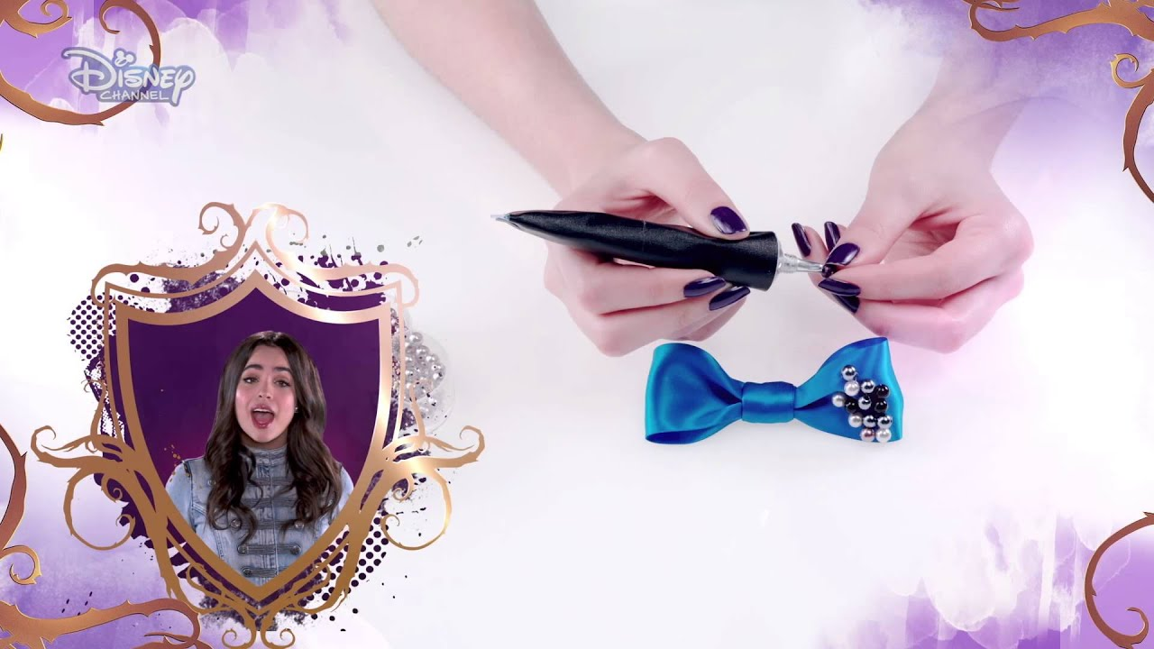 Clothing, Shoes, Accessories Disney Descendants Hair Bow