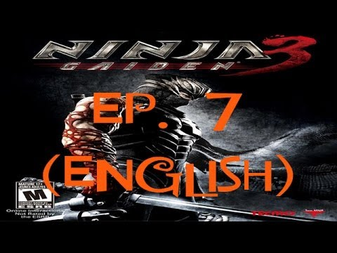 Ninja Gaiden 3 Ep. 7 Chapter 7 - The Black Narwhal, Pacific Ocean (Eng. Ver)