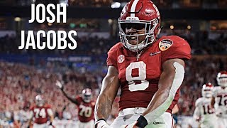 "Josh Jacobs || ""The Greatest Underrated Player"" 