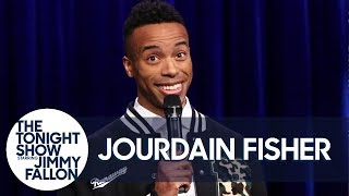 Jourdain Fisher Stand-Up