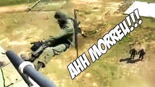 Recrutas Bisonhos do Exército Brasileiro
