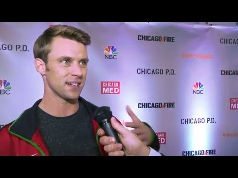 Chicago Fire Interview with Jesse Spencer