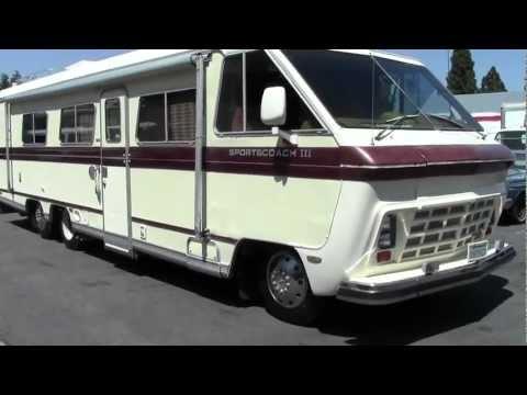 Lazy Daze Motorhome RV Mobile Camper 1984 Chevrolet G30 ...