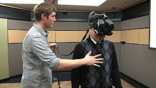 Stanford's Virtual Human Interaction Lab