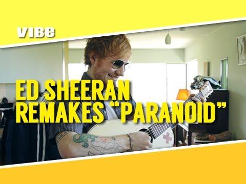 Ed Sheeran - Paranoid (Ty Dolla Sign - Paranoid Cover)