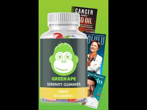 Green Ape CBD Gummies ‑ Does It Really Works? Reduce Stress And Anxitey! -  YouTube