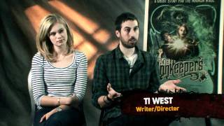 The Innkeepers -- Sara Paxton and Ti West