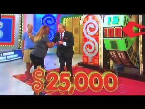 The Greatest Price is Right! Over $60,000 on Wheel at American Game Show