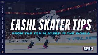 EASHL Skater Tips fŗom the Best 6s Players in the World