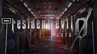 Resident Evil Zero HD Remaster Full HD 1080p Longplay Walkthrough Gameplay No Commentary