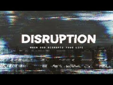 Disruption: A Life Disrupted - Part 1 wt. Tim Lundy
