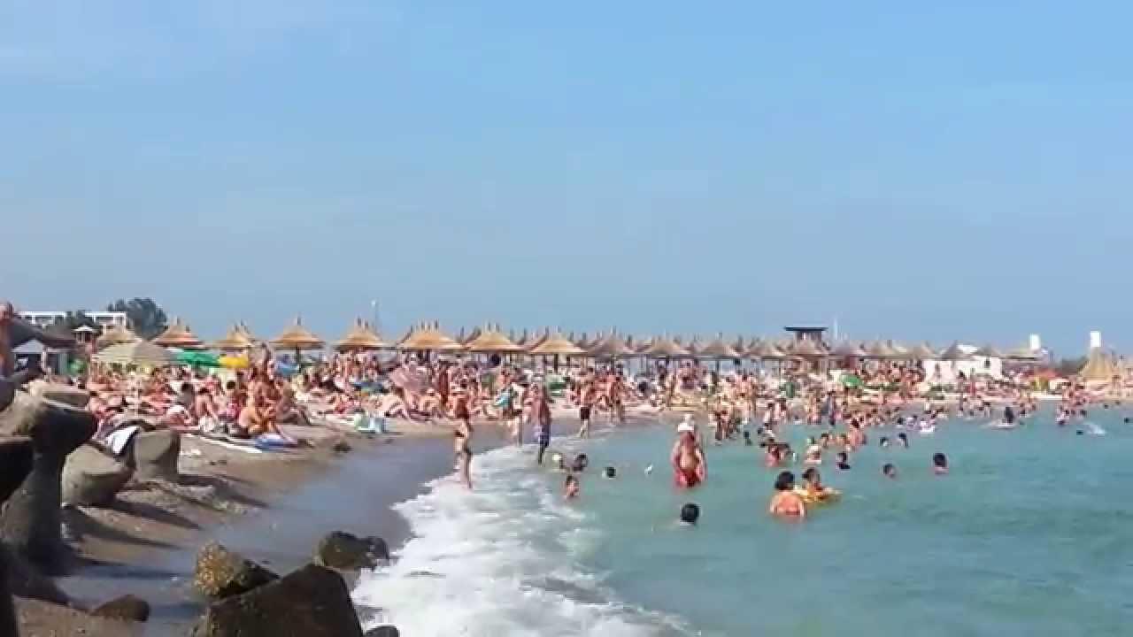 Plajă Diana Dintre Mangalia Si Saturn Youtube