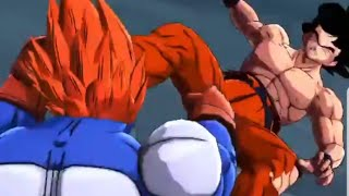 Neue Fusion-Android-13-Angriff-Animation!!! DB-Legenden