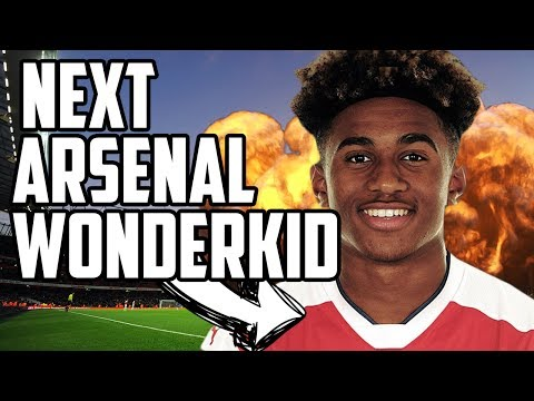 7 Arsenal Wonderkids You Need To Watch Out For