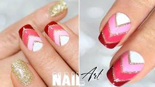 Ombre Nail Art ♥ Дизайн ногтей ГРАДИЕНТ