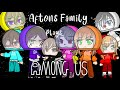 """Gambar cover The Afton Family Plays """"Among Us"""" 