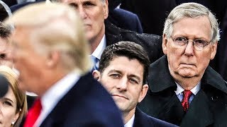 Republicans Can't Shake The Trump Brand Stench In 2018