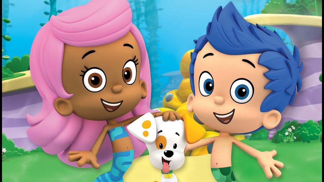 Bubble guppies cartoon episodes