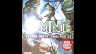 TMNT Teenage Mutant Ninja Turtles Gameplay Walkthrough Part 2 (PC)