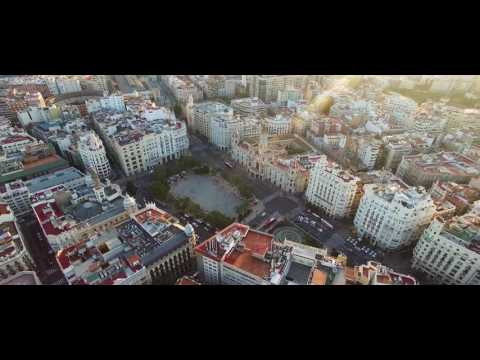 Valencia Drone Video Tour | Expedia