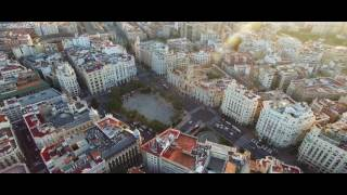 Valencia Drone Video Tour | Expedia