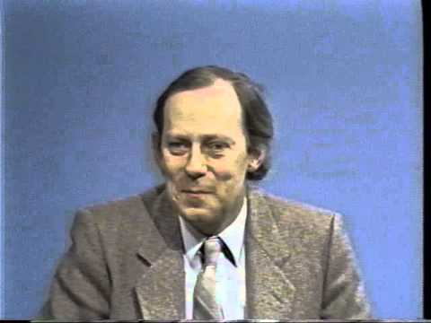 Bill Schermbrucker interviewed by Crawford Killian at Capilano College, May 5, 1983.