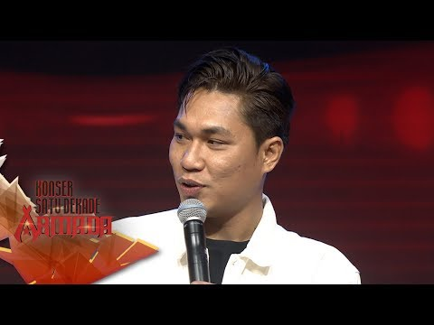 Armada feat Inul Daratista  Pergi Pagi Pulang Pagi    Konser Satu Dekade Armada 245