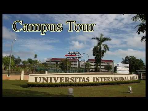 Tour Campus Universitas Internasional Batam