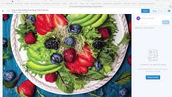 Done For you 5 Day Clean Eating Challenge Opt in Freebie for Health Coaches by Rachel Feldman