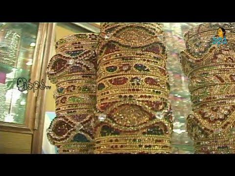 Beautiful Bangles in Lad Bazaar, Charminar Hyderabad