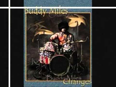 buddy miles jimi hendrix~Them Changes~single~joey 2.wmv