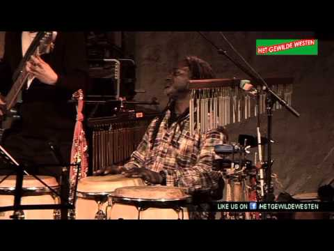 2013-17-03 Hetgewildewesten Surinam Jazz Combo MC Theater