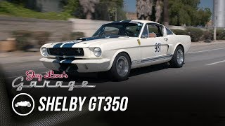 Original Venice Crew's 1965 Shelby GT350 Competition Continuation - Jay Leno's Garage