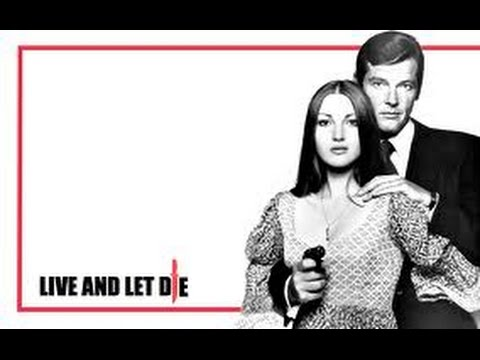 Live And Let Die (1973) Movie Review by JWU