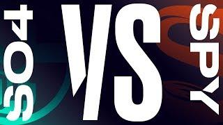 S04 vs. SPY - Game 3 | Day 2 | LEC Summer Regional Qualifier | Schalke 04 vs. Splyce (2019)