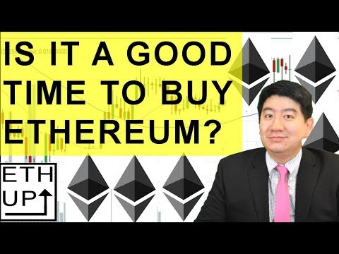 IS NOW A GOOD TIME TO BUY ETHEREUM?  TOO LATE TO INVEST IN ETH?