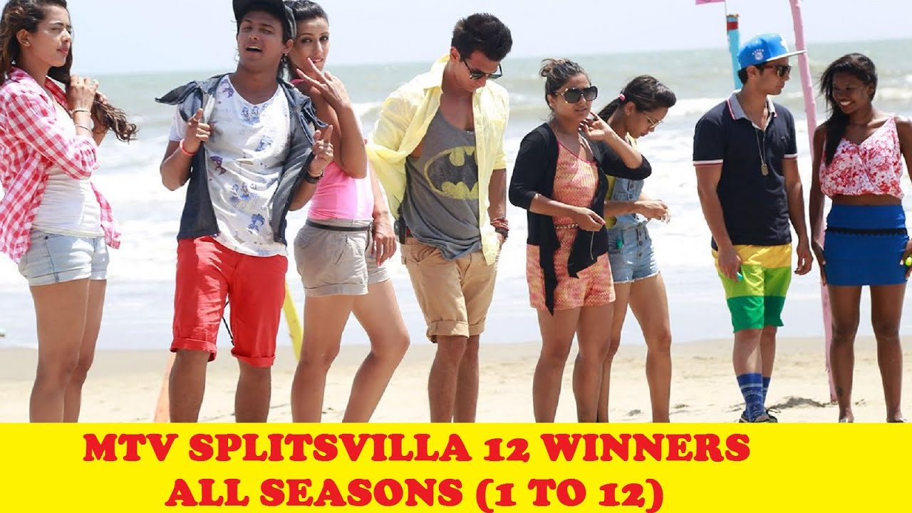 WHERE ARE THE SPLITSVILLA WINNERS NOW ? | ALL SPLITSVILLA WINNERS LIST |  SEASON 1 TO SEASON 12