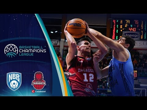 Happy Casa Brindisi V Casademont Zaragoza – Highlights – Basketball Champions League 2019-20