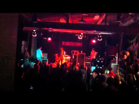 The Dangerous Summer - Everyone Left (New Song) (Live) @ The Loft
