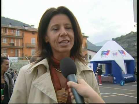 Sport e benessere: Antonella Bellutti presenta le novità del progetto Unisport