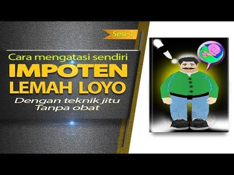 19-Cara atasi LEMAH SYAHWAT dengan Pijat refleksi jos..!!