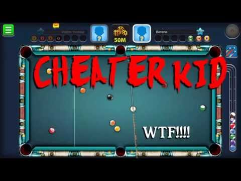 8 Ball Pool 50M Berlin Mod  Cheater Caught!  29-07-2016  v3.6.2