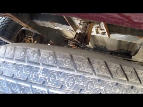 Hqdefault on Dodge Caravan Spare Tire Remove