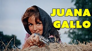 Juana Gallo - Película Completa de Maria Felix en HD